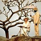 Beatie Edney and Maynard Eziashi in Mister Johnson (1990)