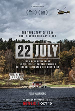 Movie 22 July (2018)