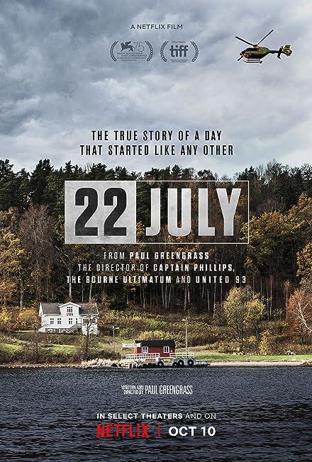 Film: 22 July