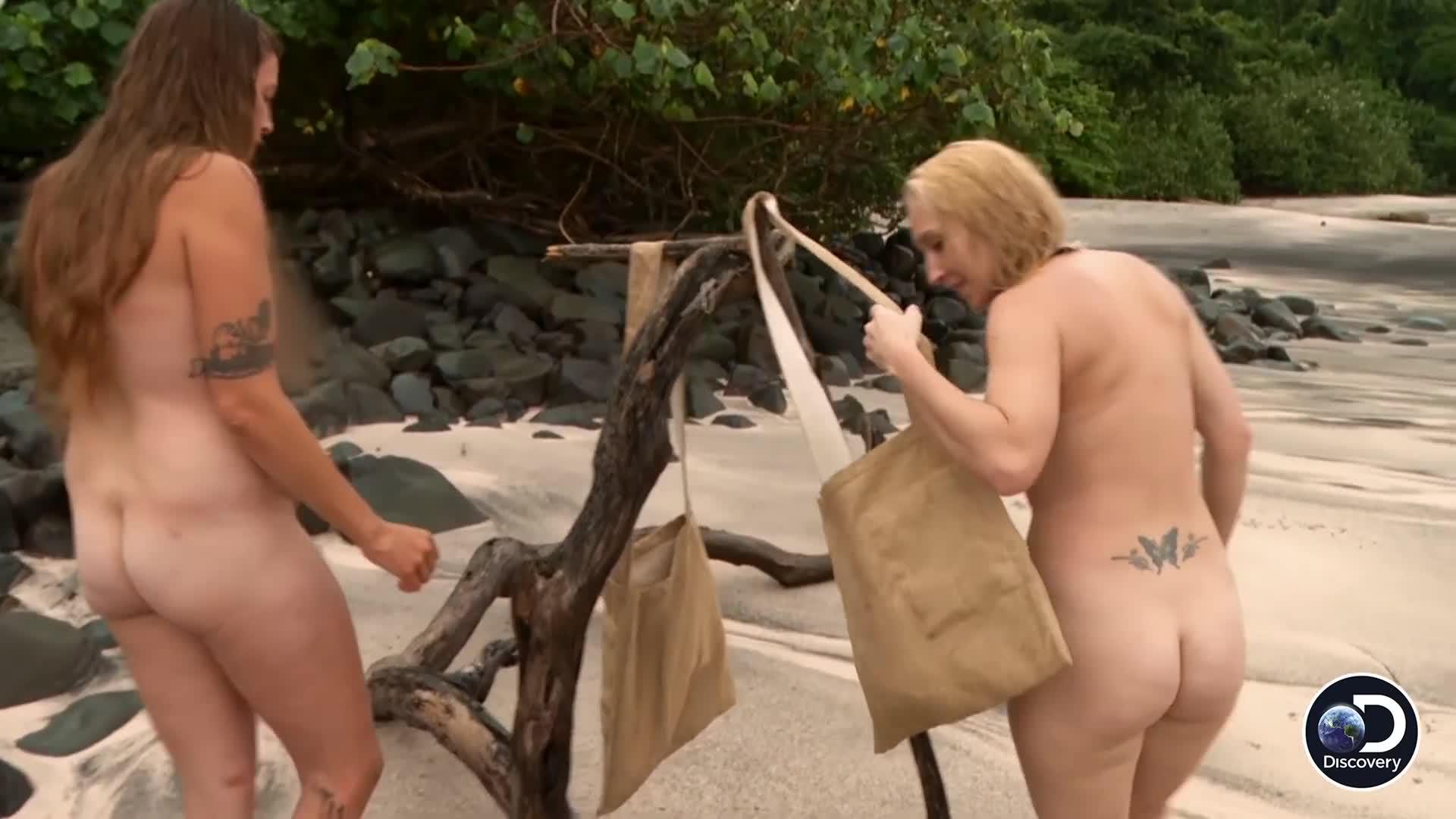 Свою жену смотреть дискавери голые и напуганные без цензуры ххх приколы