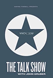 The Talk Show with John Gruber - WWDC 2018 Poster