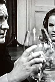 Honor Blackman and Patrick Macnee in The Avengers (1961)
