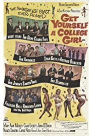 Download Get Yourself a College Girl (1964) Movie