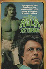 Primary photo for The Incredible Hulk Returns