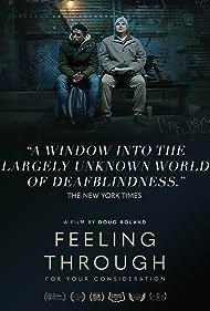 Robert Tarango and Steven Prescod in Feeling Through (2020)