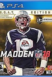 Madden NFL 18 Poster