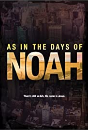 As in the Days of Noah Poster
