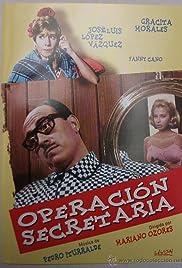 Operación Secretaria Poster