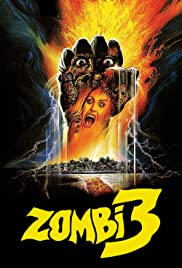 Zombie 3 Poster