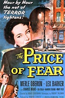 The Price of Fear (1956)