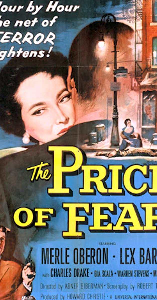 Subtitle of The Price of Fear