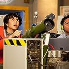 Justin Chon and Kevin Wu in Rock Jocks (2012)
