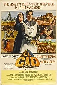 El Cid (1961) Poster - Movie Forum, Cast, Reviews