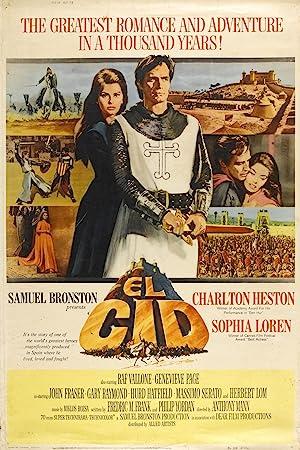 El Cid 1961 1080p BluRay x265-RARBG