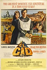 El Cid (1961) Poster - Movie Forum, Cast, Reviews