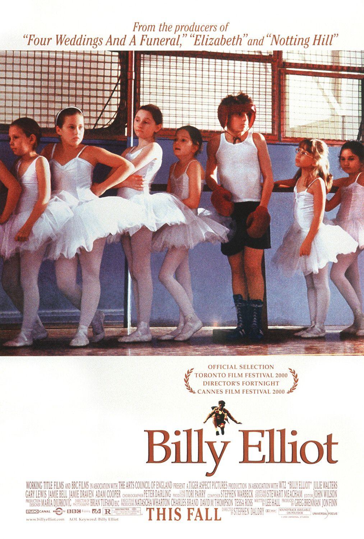 o filme billy elliot de stephen daldry