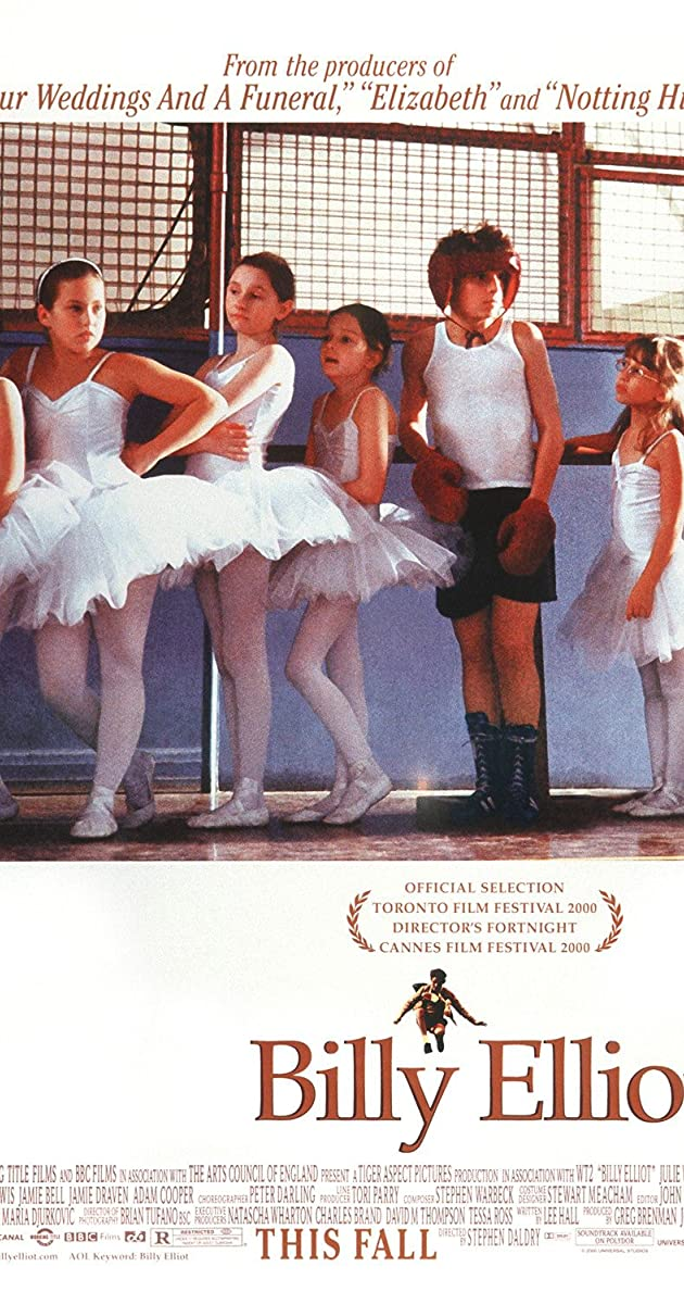 Billy Elliot     2000/'s Movie Posters Classic Films