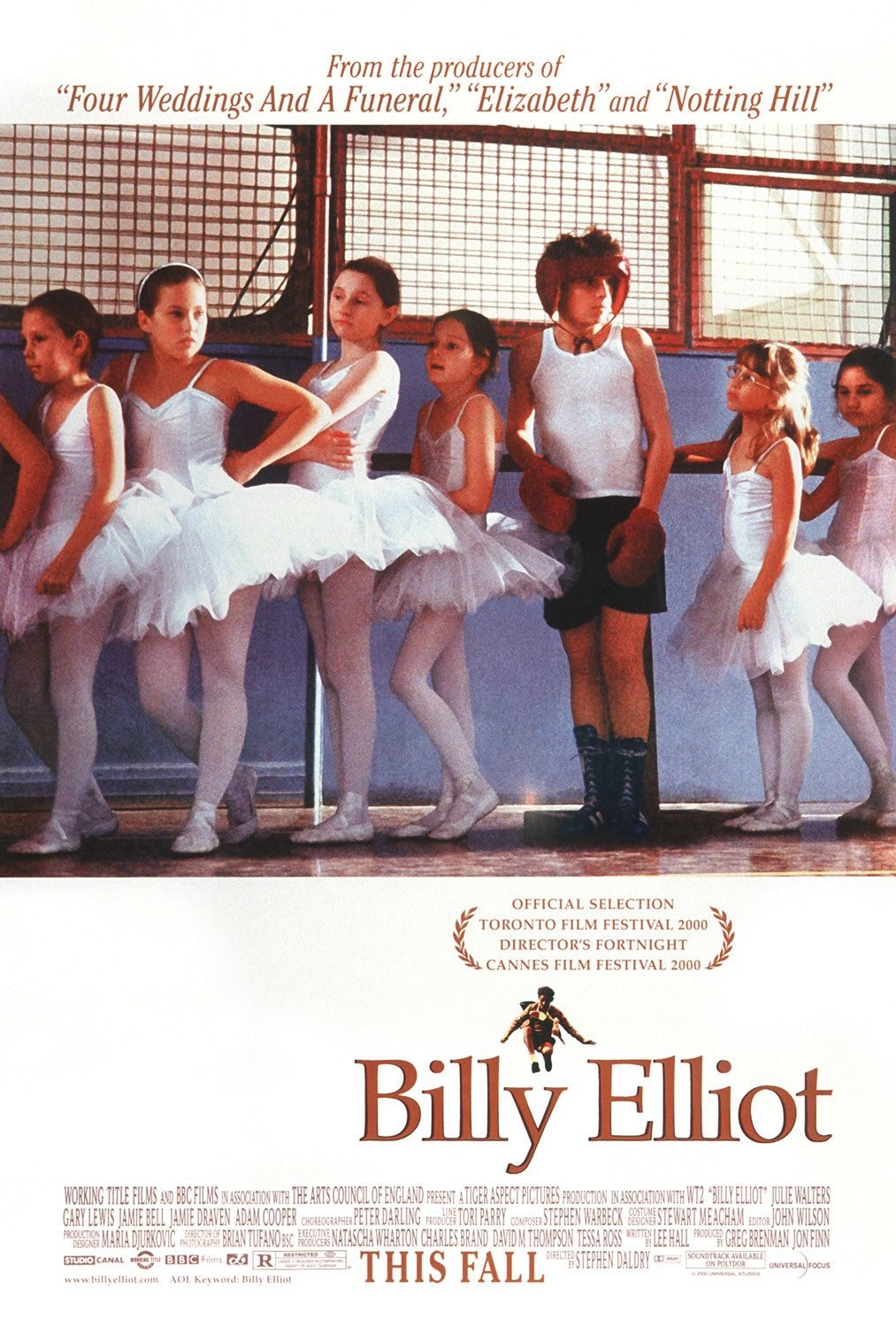 Billy Elliot (2000) BluRay 480p, 720p & 1080p