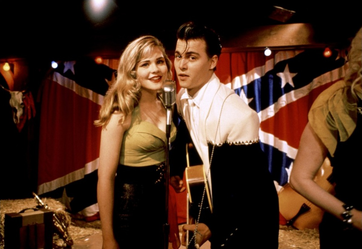 Johnny Depp and Amy Locane in Cry-Baby (1990)  sc 1 st  IMDb & Cry-Baby (1990)