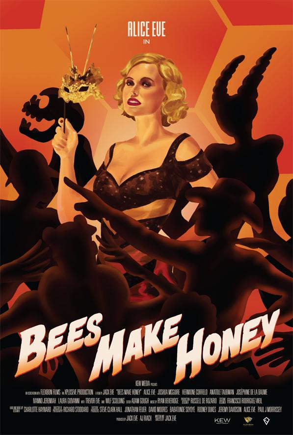Bees Make Honey (2017) WEBRip 720p & 1080p