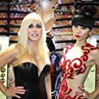 Bai Ling and Dawna Lee Heising in MoreHorror in Hollywood (2011)