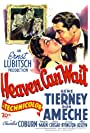 Gene Tierney, Don Ameche, Charles Coburn, Laird Cregar, and Marjorie Main in Heaven Can Wait (1943)