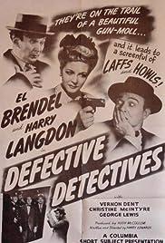 Defective Detectives Poster