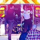 Jake Gyllenhaal and Eiza González in Ambulance (2022)