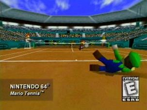 Mario Tennis hd mp4 download