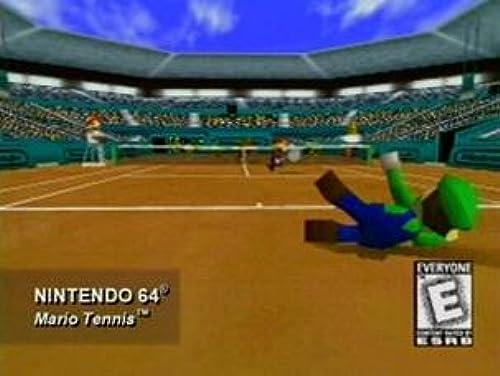 Nintendo Mario Tennis