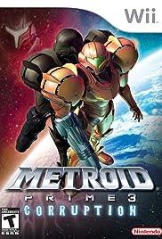 Metroid Prime 3: Corruption(2007) Poster - Movie Forum, Cast, Reviews