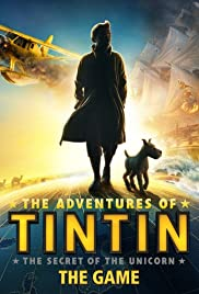 The Adventures of Tintin: Secret of the Unicorn iOS Poster