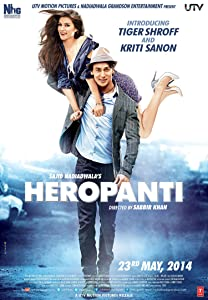 Movie latest download Heropanti India [x265]