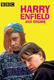 Kathy Burke and Harry Enfield in Harry Enfield and Chums (1994)