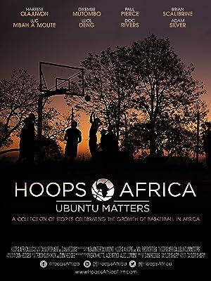 Where to stream Hoops Africa: Ubuntu Matters