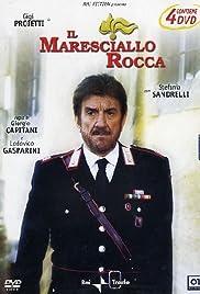 Il maresciallo Rocca Poster