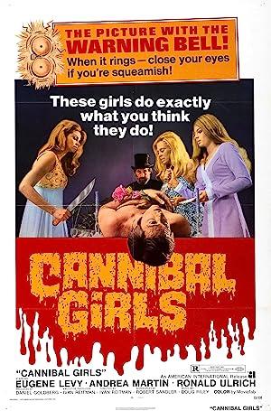 Where to stream Cannibal Girls
