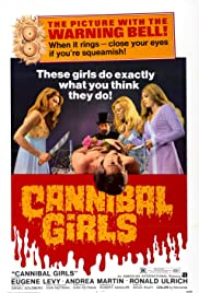 Cannibal Girls (1973) Poster - Movie Forum, Cast, Reviews