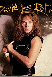 David Lee Roth: Just a Gigolo/I Ain't Got Nobody Poster