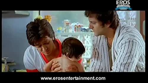 Three bachelors who are compulsive womanizers find their lives turned upside down when a baby is left at their doorstep. The trio suspect each other of being the father.