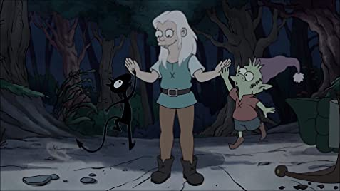 Disenchantment (TV Series 2018– ) - IMDb
