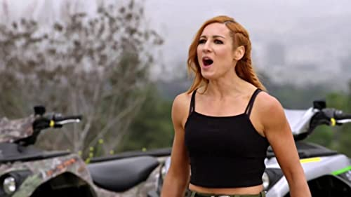 Straight Up Steve Austin: Becky Lynch In The Hatchet Throwing Championship