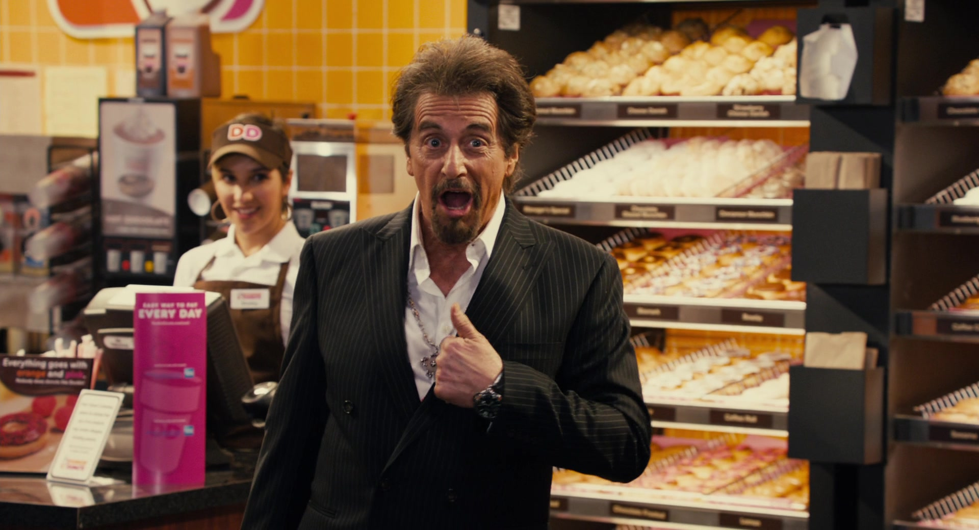Al Pacino in Jack and Jill (2011)