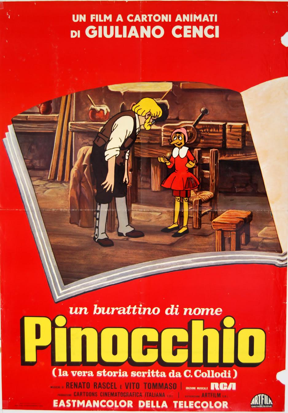 Pinocchio 1971 Imdb