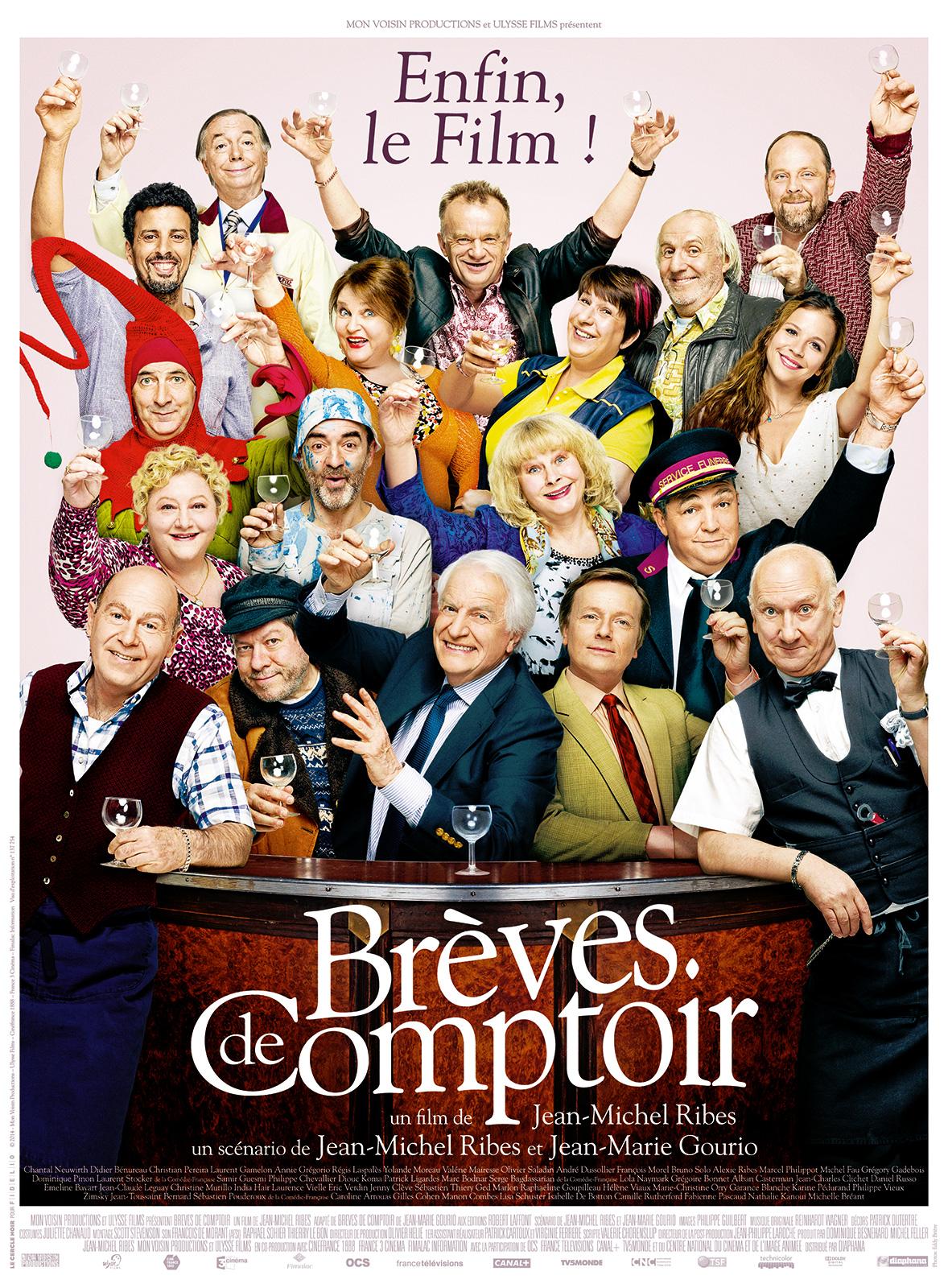 4d5ca93870c8 Brèves de comptoir (2014) - IMDb