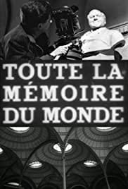 Toute la mémoire du monde Poster