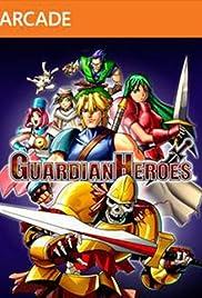 Guardian Heroes Poster