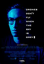 Drones Don't Fly When the Sky is Grey Poster