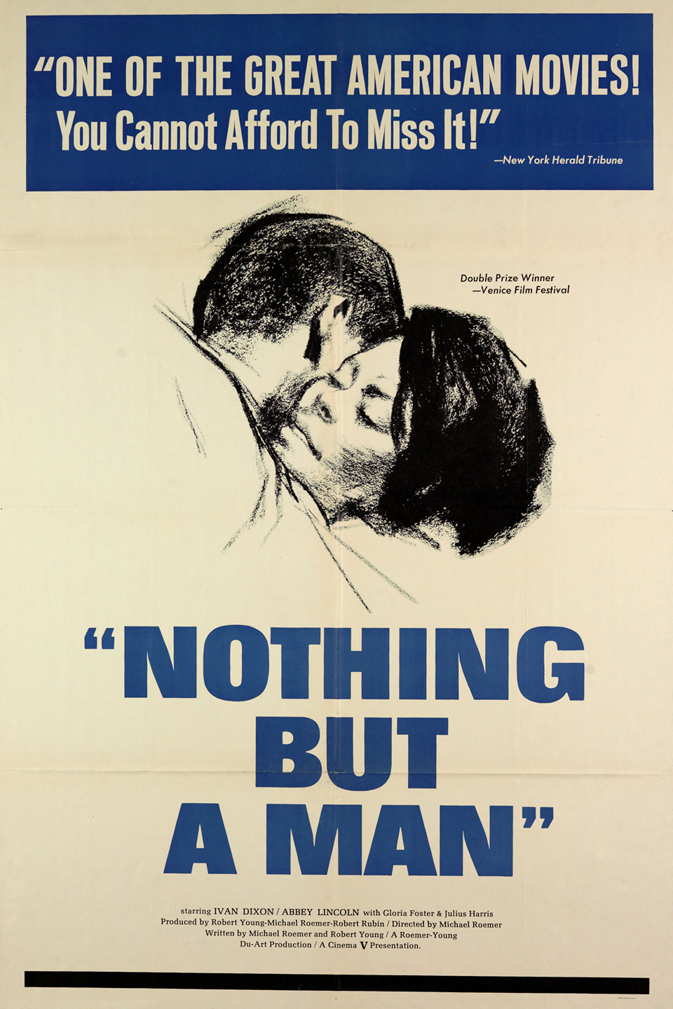 Nothing But a Man (1964) - IMDb