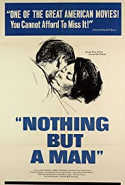 Nothing But a Man Poster